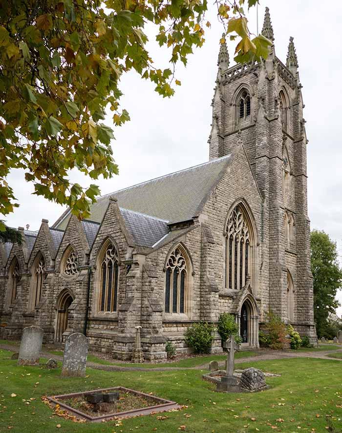 Northaw Church