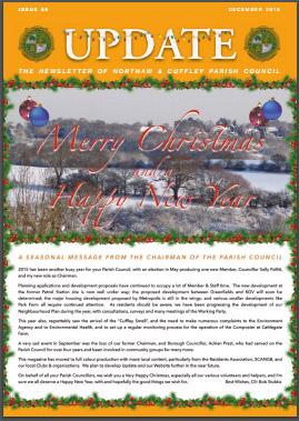 December 2015 Update Newsletter