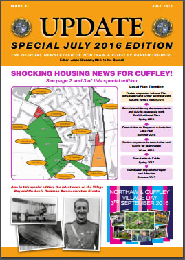 July 2016 Update special edition