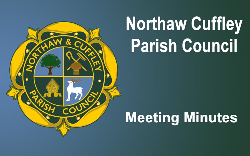 12-10-18 Parish Council Meeting Minutes