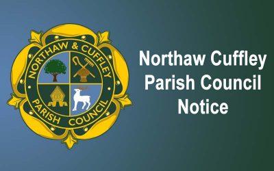 Notice of Vacancy for Parish Councillor
