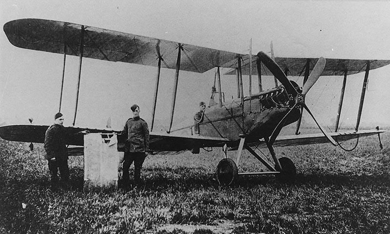 The Airship VC